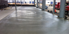 Industrial Powerfloat Concrete Slabs